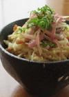 梅干しとえのき茸の炊き込みご飯