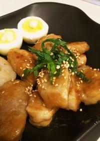 豚ヒレの味噌ステーキ