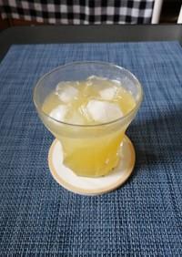夏みかんソーダ&サイダーのジュース