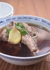 バクテー(肉骨茶)