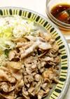 泡盛に合う、豚バラ肉炒め&野菜たっぷり