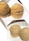 余った卵白で美味しいビターな珈琲アイス
