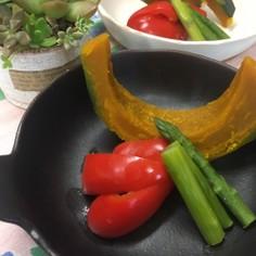 あっという間においしい!温野菜