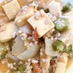 夏野菜たっぷり★ 高野豆腐のトマト煮