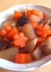 残り物でできる 根菜の煮物