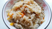 簡単 舞茸混ぜご飯の写真