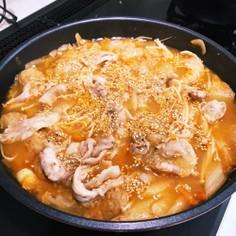 子どもがいても辛うまキムチ鍋が食べたい!