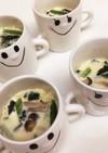 レンジで簡単!絶品豆乳茶碗蒸し