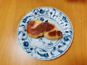 生地から作る揚げないツイストドーナッツ