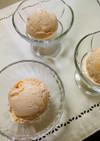 アイスクリームメーカーdeメロンのアイス