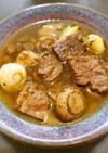 牛肉ときのこのアヒージョ トリュフ風味