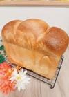 1.5斤 自家製酵母の食パン。.:*・°