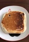 簡単パンケーキ HMなし 卵なし