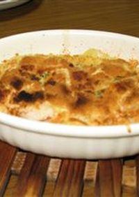 海老のチーズ焼き