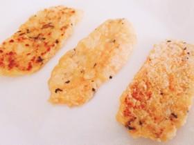 【離乳食】手づかみ納豆ポテトおやき