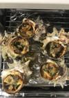 グリルで簡単!生姜味噌のサザエのつぼ焼き