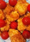 とっても簡単♪プチトマトと鶏肉の南蛮漬け
