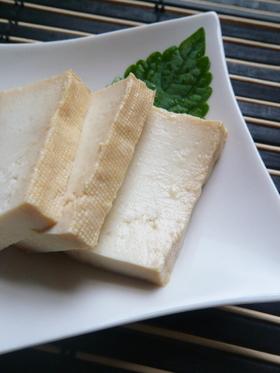 ご飯もお酒もすすむ☆お豆腐の味噌漬け