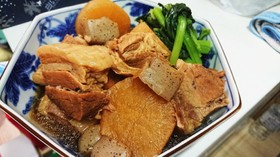 ☆☆ほろほろ豚肉と大根の角煮☆☆