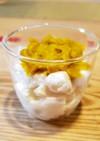 離乳食中期~★南瓜バナナのヨーグルトパン