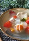 美容食 疲労回復スープ イミダペプチド