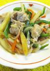 豚肉と野菜のサッと炒め