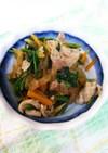 ご飯に合う!豚肉とたっぷり野菜の炒め煮♪