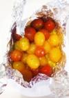プチトマトのホイル焼き