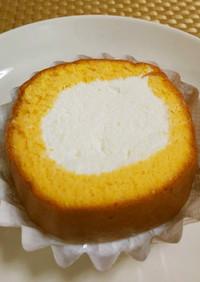 ★ローソンのプレミアム風*ロールケーキ*