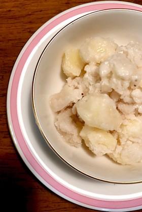 バナナパインココナッツミルク ジェラート