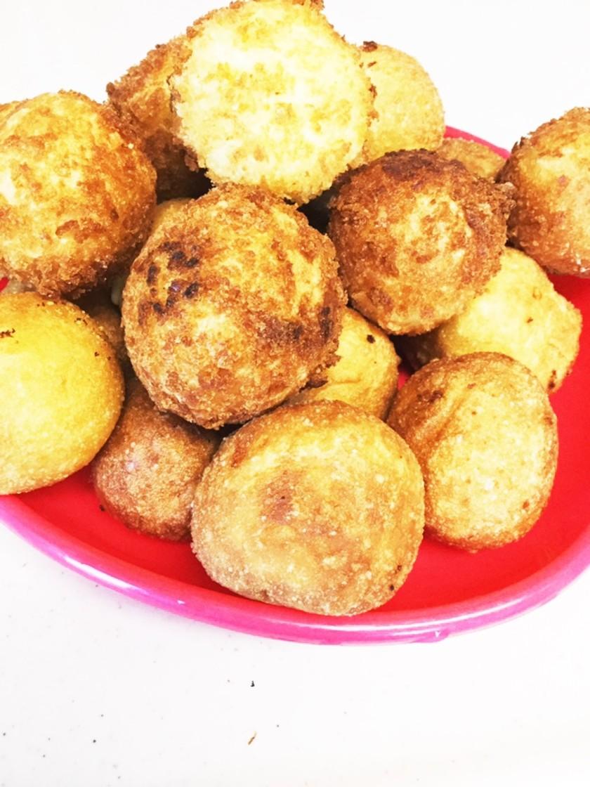 カリッもちっ!韓国式チーズボール