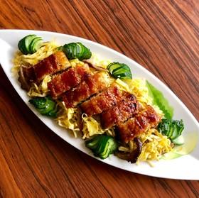 暑い日に☆☆うなぎの散らし寿司