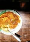 丸茄子と夏野菜のハヤシライス☆★
