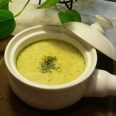 豆乳で作る☆ブロッコリースープ