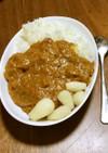 雑な男料理:野菜たっぷりカレー!!