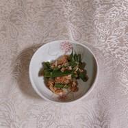 ヒガシマルの牡蛎醤油で作りました