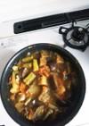 夏野菜たっぷりカレースープ
