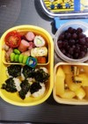 3歳 お弁当 幼稚園 簡単