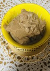 豆乳チョコバナナアイス