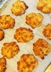 【トースターで簡単】おからクッキー