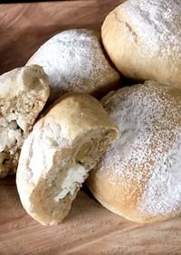 一推し♬白パンになりたかった全粒粉パン