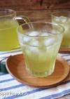 生糀で作る水出し緑茶