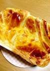 しあわせ♥熱々♥サーモンとかぼちゃのパイ