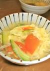 簡単 ! 中華風スープ✿トマト×胡瓜×卵