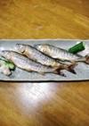 お料理一年生の簡単❤時短❤鮎の塩焼き❤