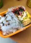 お弁当☆ひじきご飯