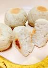 フライパンで!発酵不要バナナおからパン