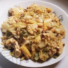 チャルメラで簡単〇宝菜