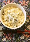 夏限定✴︎紫蘇と生姜のご飯