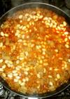 豆ひき肉カレー♪簡単小麦粉なし
